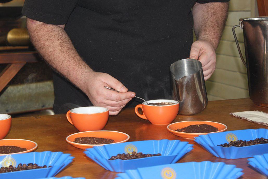 Barista Training - Origin Coffee Company