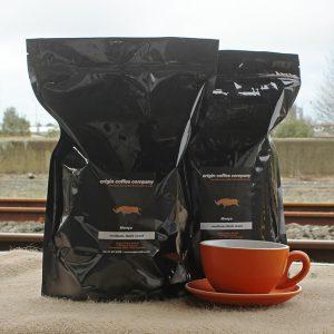 Medium Dark Origin Coffee