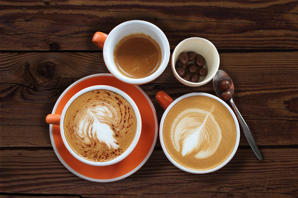 Coffee assortment